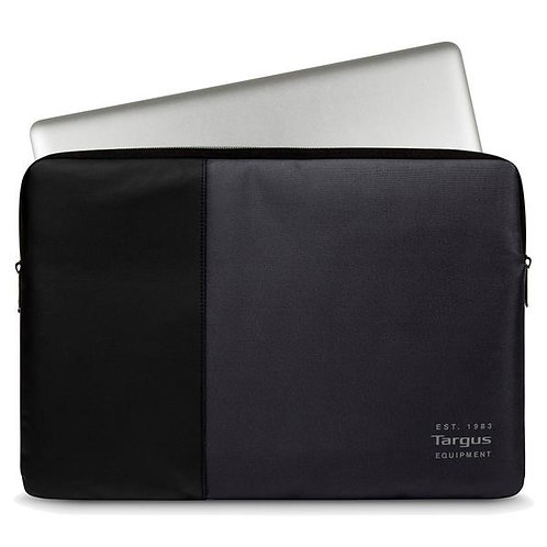 Targus 15.6'' Pulse Laptop Sleeve Charcoal Grey