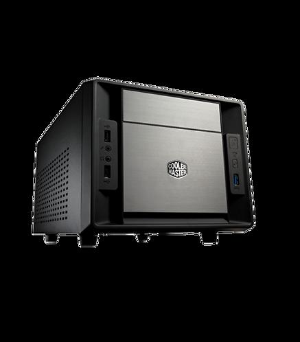 Cooler Master Elite 120, Mini-ITX - Svart/grå