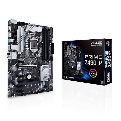 ASUS PRIME Z490-P (ATX, Z490, LGA 1200)