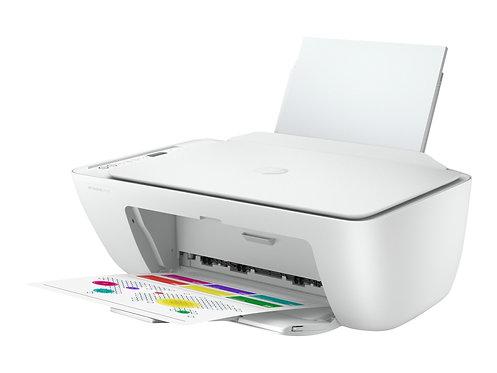 HP Deskjet 2710 All-in-One - Multifunktionsskrivare - färg - bläckstråle