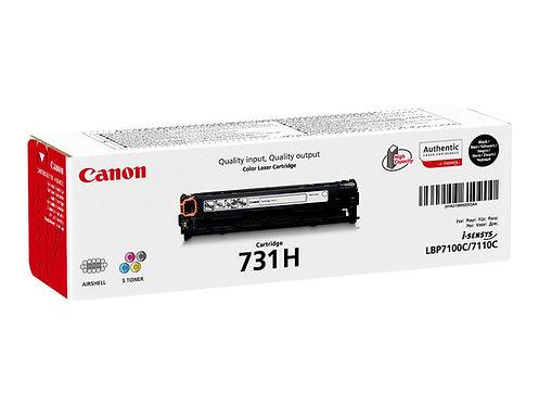 Canon 731 BK H - Hög kapacitet - svart - original - tonerkassett - för i-SENSYS