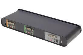 Linksys F1DD102Lea 2 Port KVM-switch DVI USB