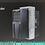 Thumbnail: DELTACO datorhållare i stål för montering under bord eller på vägg, max 25kg, si
