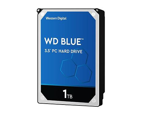 """WD Blue Hårddisk WD10EZEX 1TB 3.5"""" SATA-600 7200rpm"""