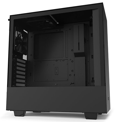 NZXT H510 - Black Chassi