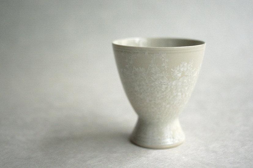 結晶釉酒盃#2