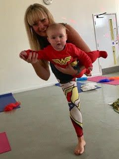Mother and Baby Yoga 10.15am Course