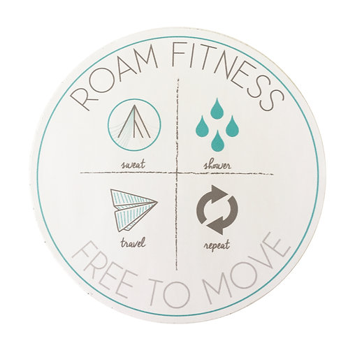 ROAM Stickers
