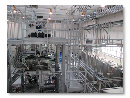 First fully automated paint factory for bio-based UV coatings