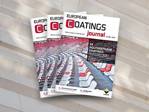 New issue: focus on polyurethane coatings