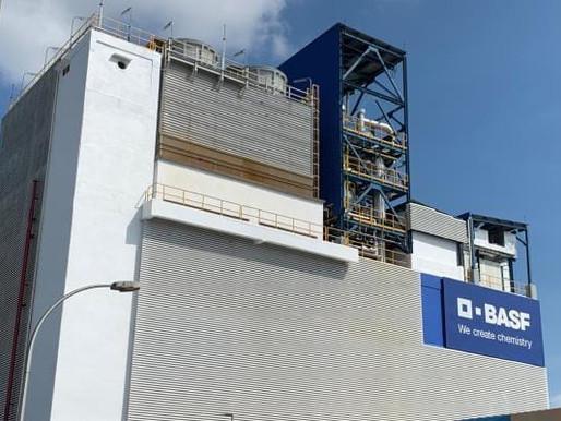 BASF increases acrylic dispersions capacity
