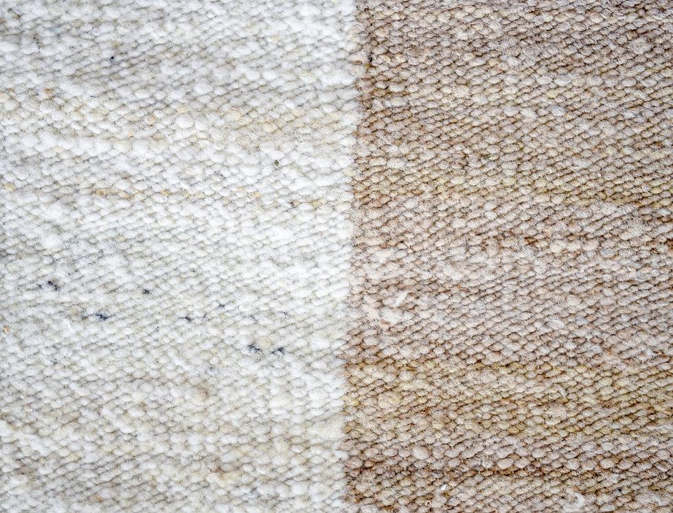 Cóndor en beige con marco en crudo