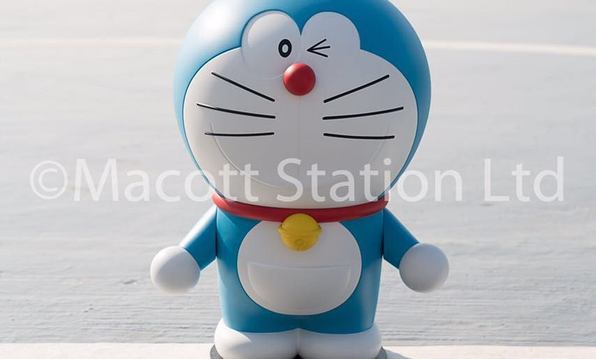 Doraemon Friends-50cmH Doraemon
