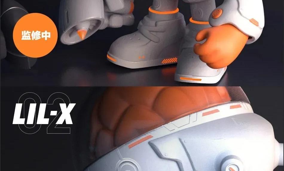 X-CROSS腦人2.0烈焰機甲腦人