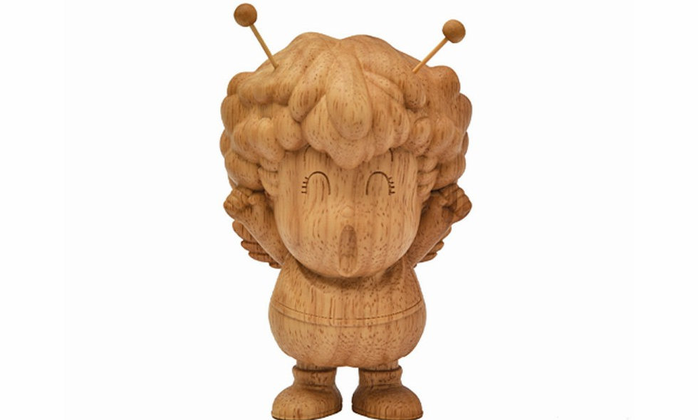 Dr. Slump Gajira wooden figurine (Limited 200)