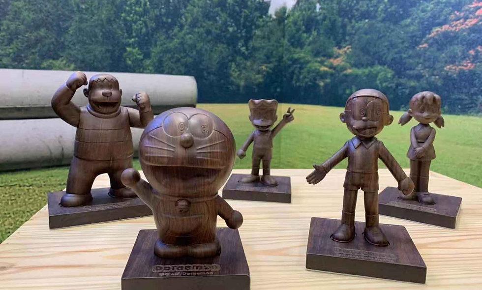 Doraemon Mini Crafted-B Set