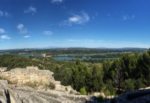 vista-da-abadia-de-st-romain-languedo