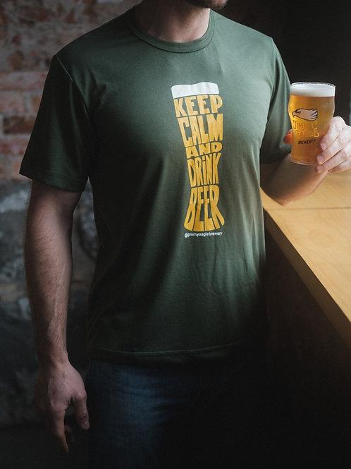Camiseta Jimmy Eagle - KeepCalm