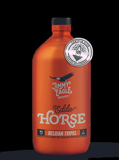 EDDIE HORSE - Belgian Tripel Growler 1lt