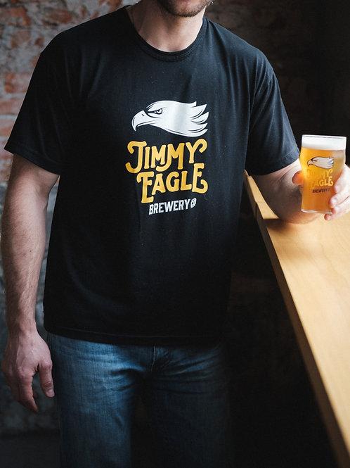 Camiseta Jimmy Eagle preta