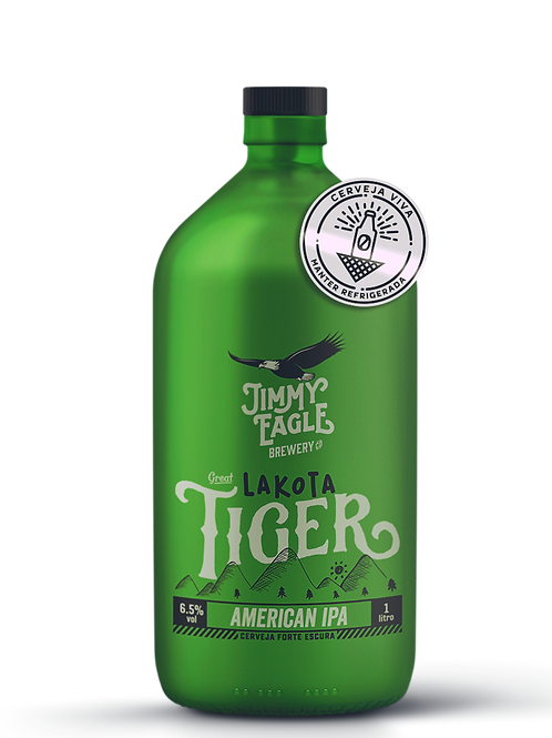 LAKOTA TIGER - American Ipa Growler 1lt