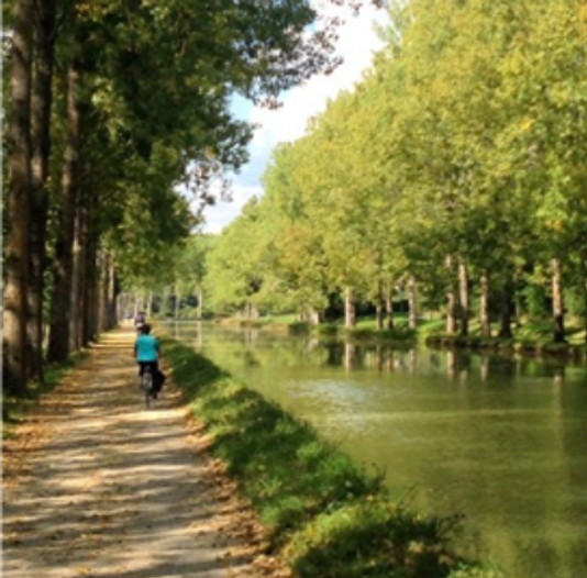 Férias de ciclismo na Borgonha