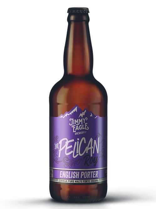 PELICAN ROY - English Porter 500ml