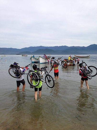 Pedal Floripa / Praia de Jaguaruna
