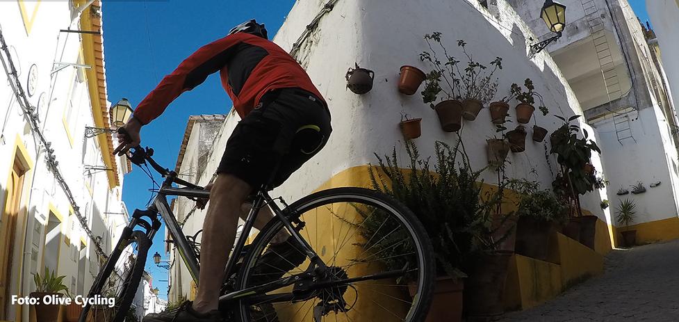 Algarve Bike Tour