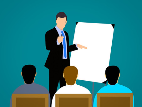 """Should face to face training still be a """"thing""""?"""