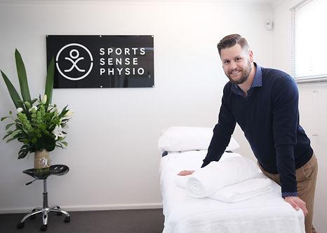 Adam Godfrey Physiotherapist at Sports Sense Physio Mornington