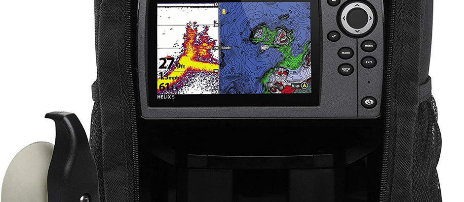 Product Review: Humminbird Helix 5 GPS G2 Portable