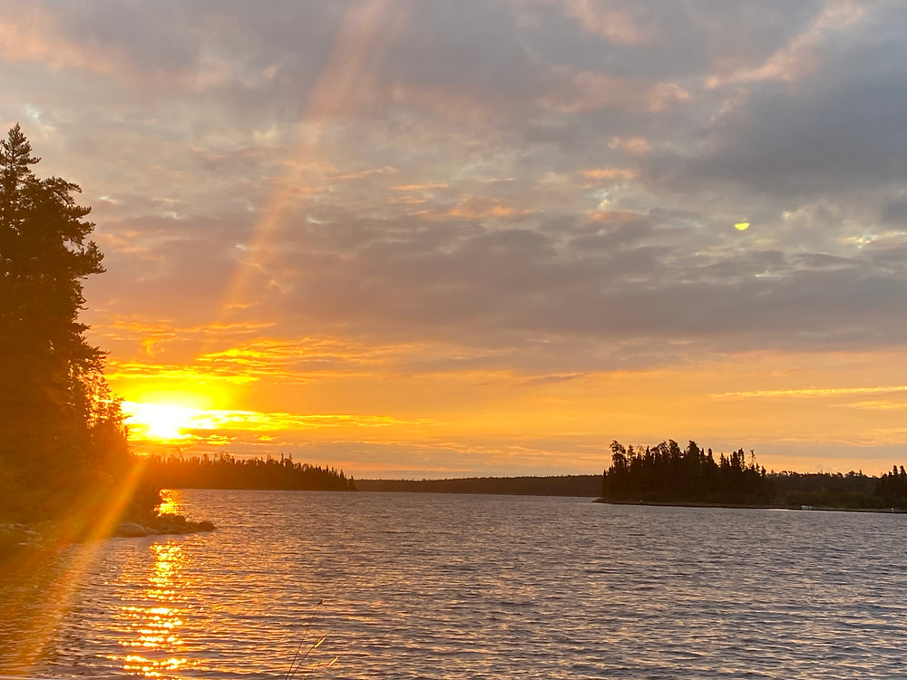 Fly in fishing trip in Northern Ontario, Canada