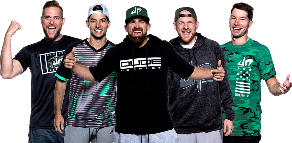 The guy's from Dude Perfect