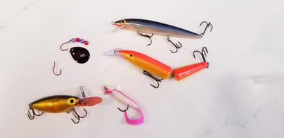 Top 5 Walleye Lures for Northern Ontario
