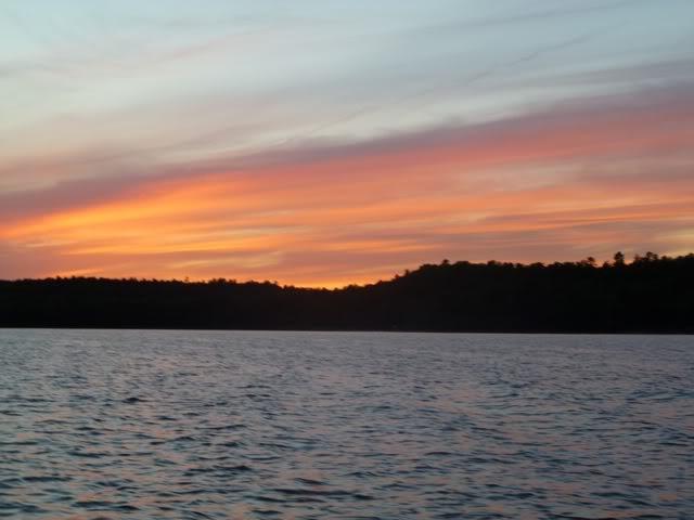Sunset @ Brennan Harbour
