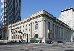 Federal Courthouse in Indianapolis