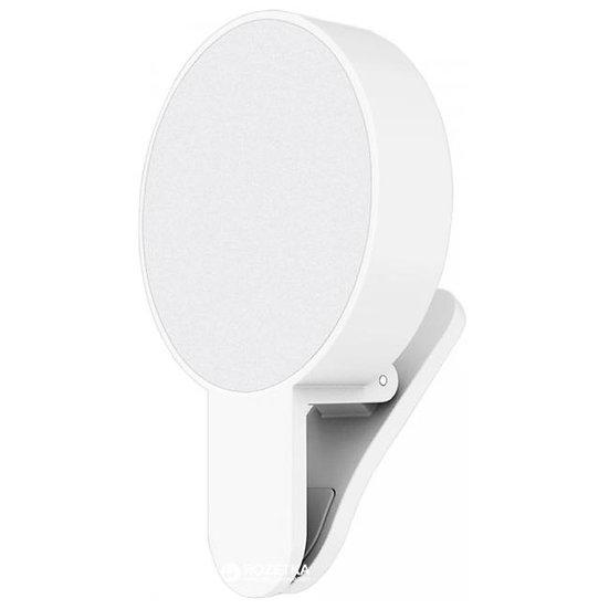 Вспышка подсветка для смартфонов для селфи Xiaomi Yuemi LED Selfie Ring Lampa (Y