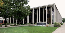 Federal Courthouse in New Albany