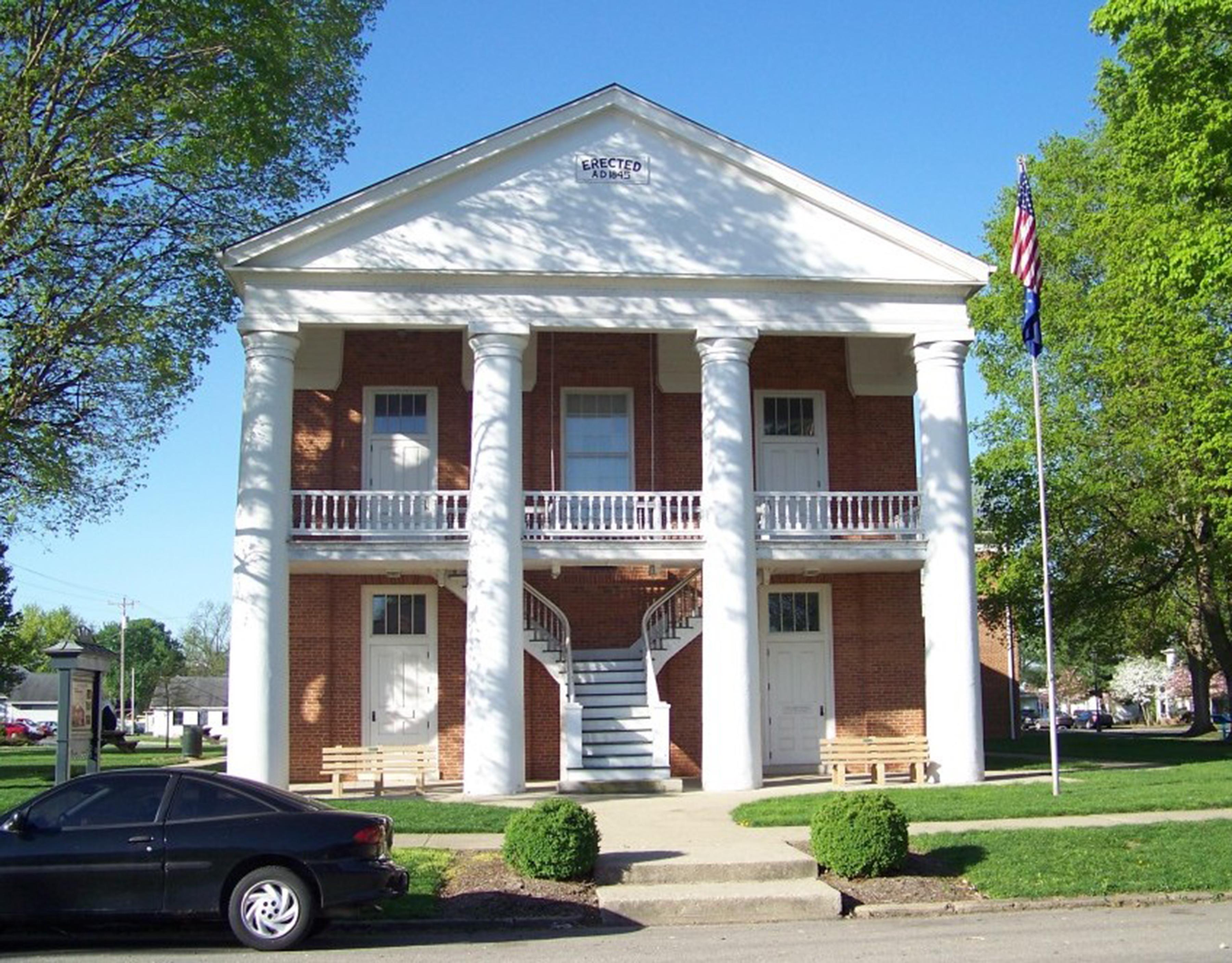 Ohio County Courthouse