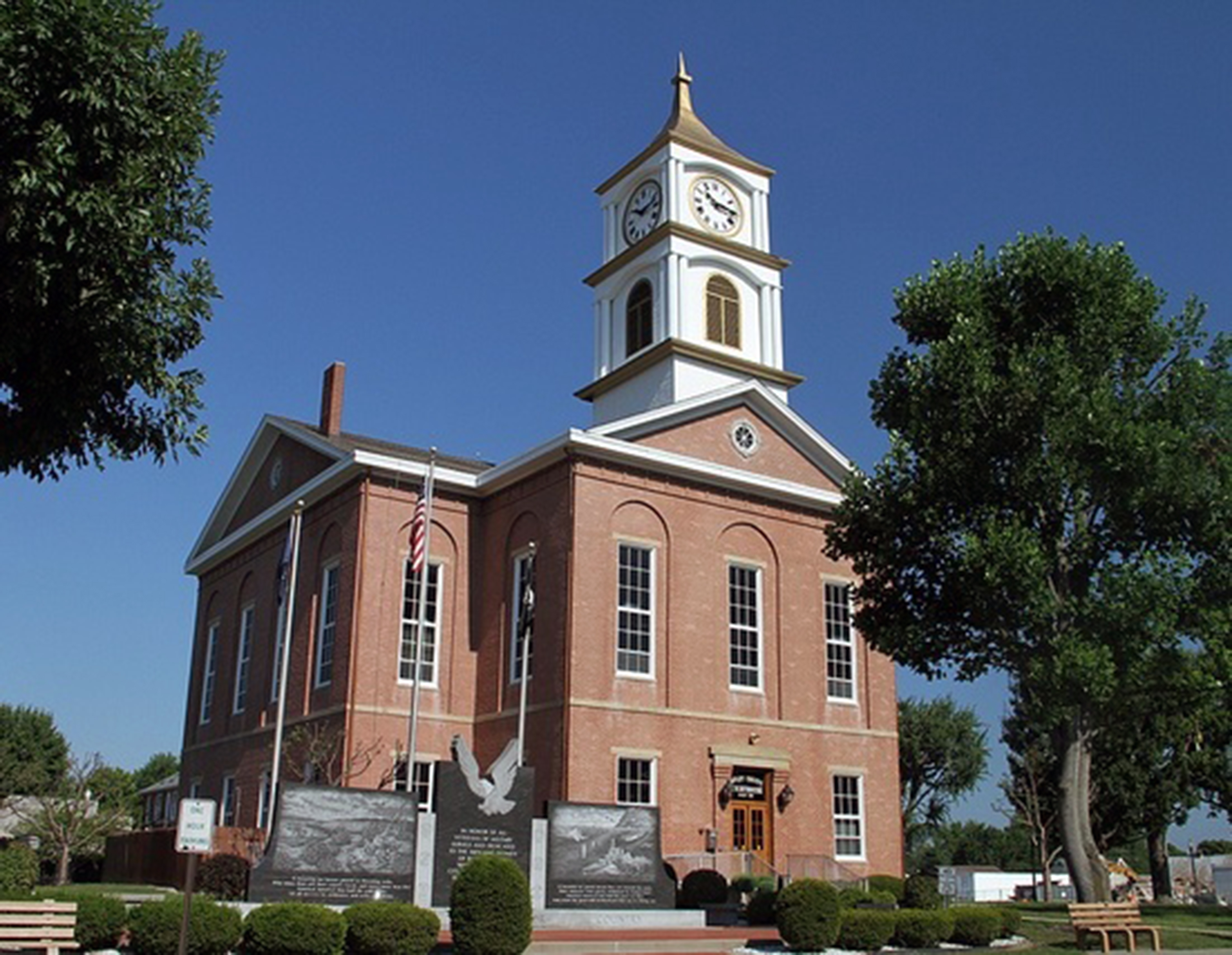 Ripley County Courthouse