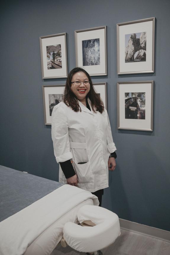 Rebecca Goodfellow, Registered Acupunctu