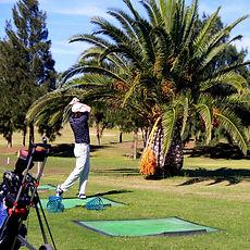 Family Golf Park zona de practicas