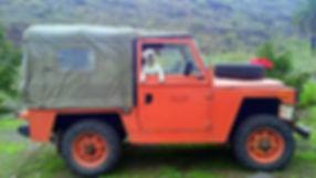 Land Rover Santana Series III Ligero