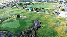 Family Golf Park vista aerea