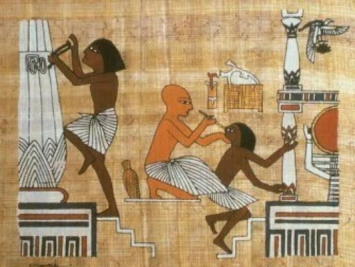 Los primeros dentistas de la historia