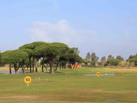 Zona de prácticas Family Golf Park