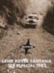 Lad Rover Santana 109 especial