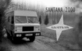 Land Rover Santana 2000