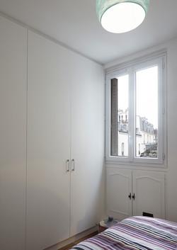 Appartement S-dressing sur mesure